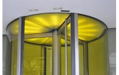 Ușile Rotative: Care sunt avantajele instalării unei uși rotative