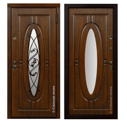 Ușă de exterior modelul MONARH